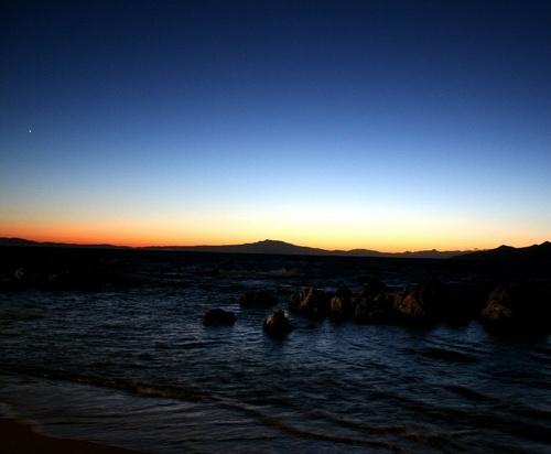 Stoupa sunset by X5DJM