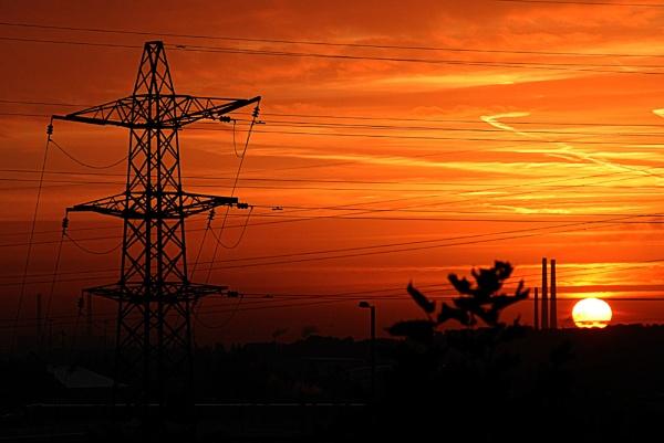 Solar Power? by Saxon Marsh