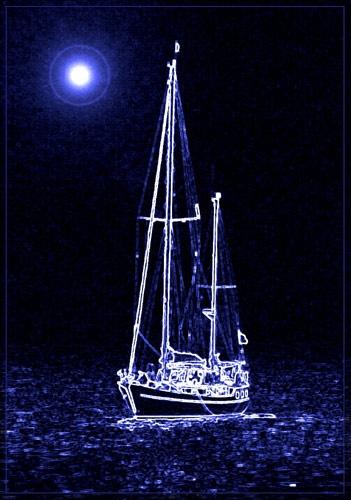 Midnight Blue by carlos73x
