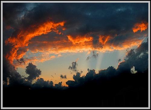 Zakynthos sky by skeletor