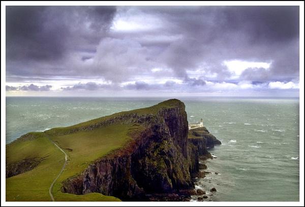 Neist Point by Scottishlandscapes