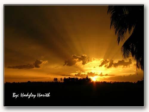 Sunset by hrockkk