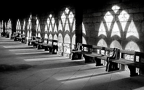 Inside Durham Cathedral by Maverick