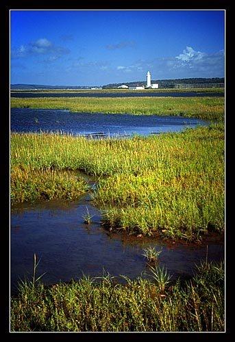 Hurst lighthouse by jond