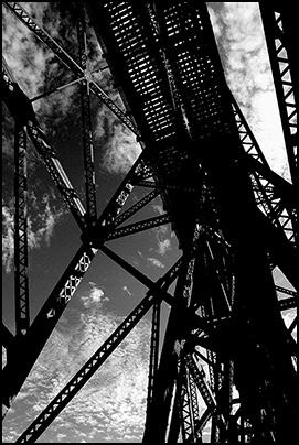 Bridge from Below by StephenJames