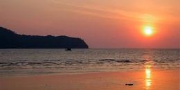 Tg.Dawai sunset