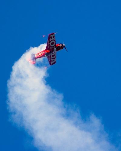 Stunt Plane by jamess