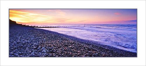 Cromer West Beach by Ewan