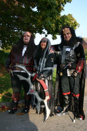 Klingons by jany