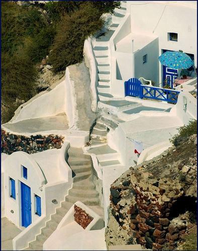 Santorini by joko