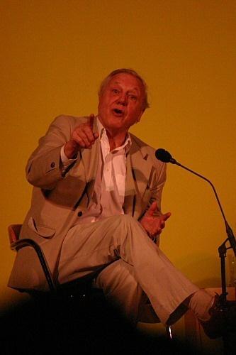 David Attenborough by starstriders