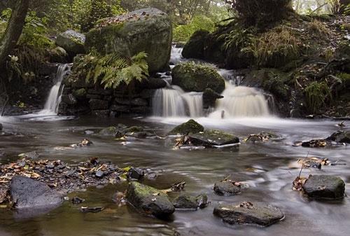 Small Falls by jonc
