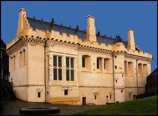 The Royal Palace, Stirling by johnriley1uk