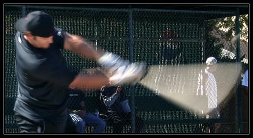 Swing Batter Swing by liparig