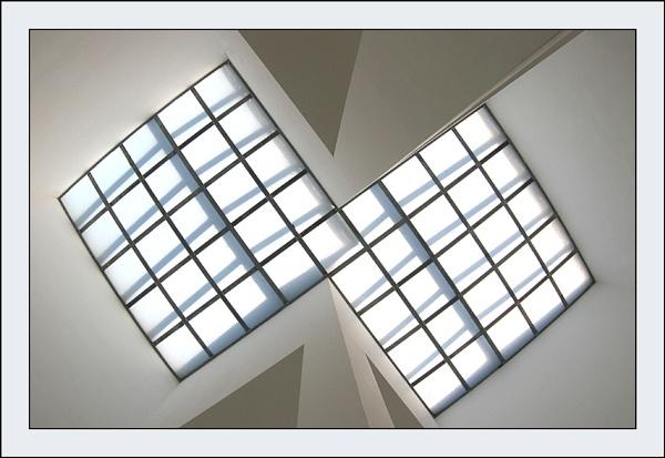 FishEye & Art 5: Ceiling (Re-post) by conrad