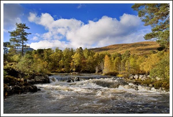 River Affric by Scottishlandscapes
