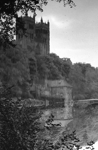 Durham Cathedral, Reflected by accystan