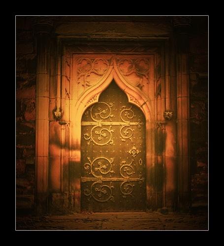 Beyond the Door by REKLAW