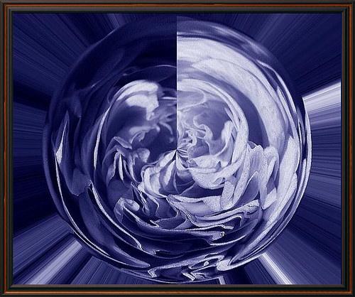 Rose Swirl by Alchenzo
