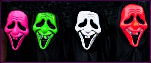 Masks by Pegon