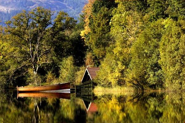 Boathouse by stulam