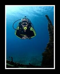 Crete diver 2