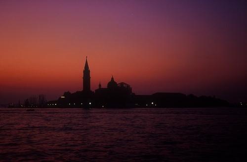 Venetian Dawn by Ian Pratt