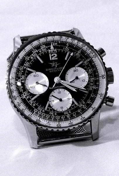Vintage Chronometer by Saxon Marsh