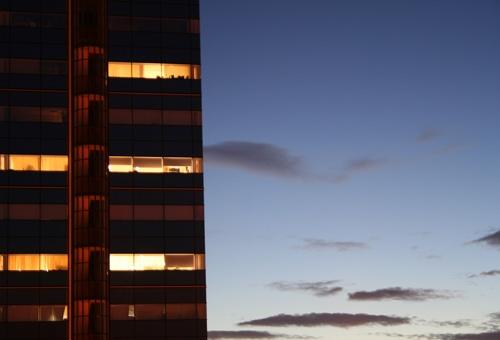 Dawn @ British Gas by DJackHack