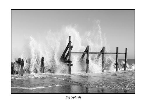 Big Splash by caister