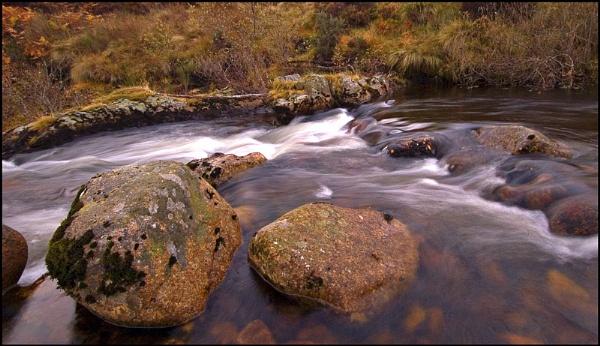 Autumnal Cascade by amaryllis