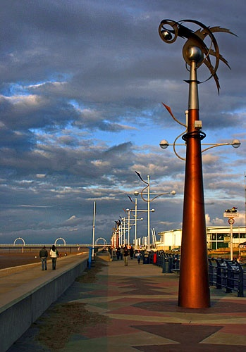 Southport Prom by ericfaragh