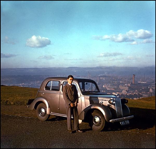 Edinburgh 1940ish by jimthistle73