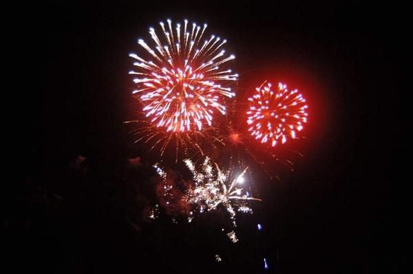 Fireworks by gma