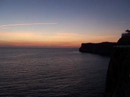 Sunset in Minorca