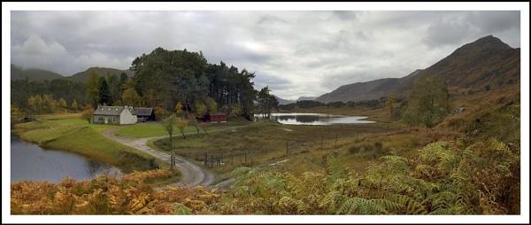 Affric pano... by Scottishlandscapes