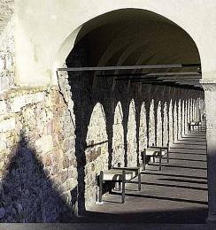 Assisi Shadows