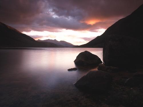 Loch Etive by neptune