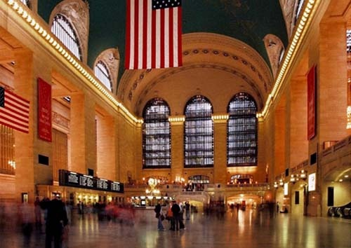 Grand Central Station by accystan