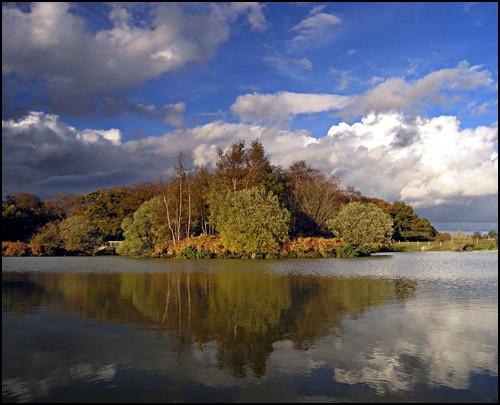 Autumnal Reflection by peterhorner
