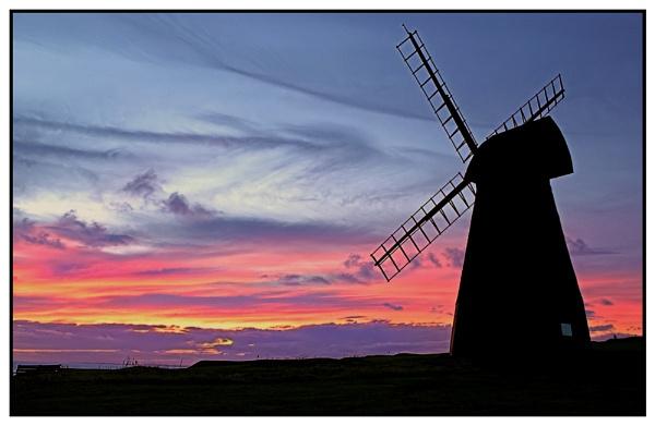 Windmill at Rottingdean by Carol_f