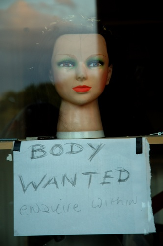 Body Wanted by soulhunter