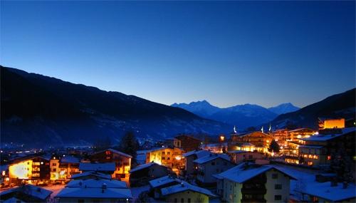 Alpine Dawn by NigelAndrew