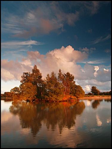 Autumn View by peterhorner
