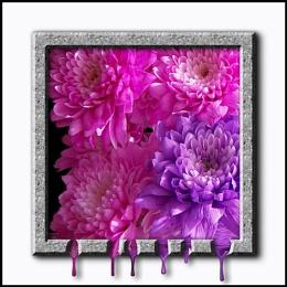 Dali's Flowers