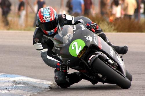Racing... by Demetreos