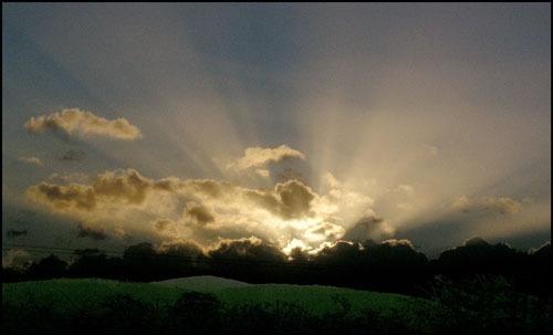 Sundown by Dotrob