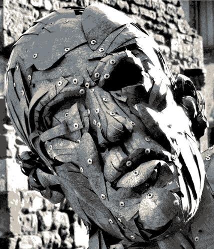 Metal man 2 by alan a
