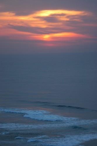 Purple Sunrise by casey