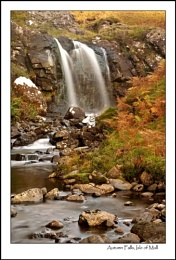 Autumn Falls, Mull
